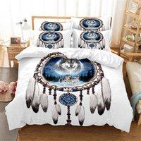 Bedding Sets Dreamcatcher Comforter High Quality Bed Cover Set Boho  Bohemia100% Bamboo Fiber Super Soft Comfortable