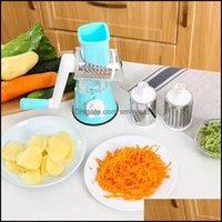 Cozinha De Frutas, Bar Dinando Home GardenMultifuncional Manual Espiral Chopper Mandolina Slicer Queijo Ralador Clever Custom Cutter Cozinha