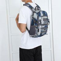 Nylon Polyester Sport Sac à dos Sac de voyage Accessoires pratiques Valcule Femmes Magnifiquement durable Gym Sacs à bagages Sacs d'extérieur