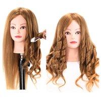 hairstyles에 대 한 Tinashe 아름다움 마네킹 머리 85 % 실제 인간의 머리카락 미용 Maniquin 훈련 인형 미용사에 대 한 미용사