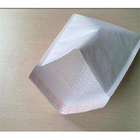 9x11cm / 40x30cm 50 шт. Маленький большой белый крафт пузырьковый конверт почтовые мешки ударопрочный анти давление упаковки курьерские сумки