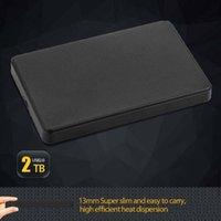 Hubs Slim 2.5inch USB 2.0 HDD 3.0 Case Hard Driver 2TB 3TB SATA External Box Disk Docking Station