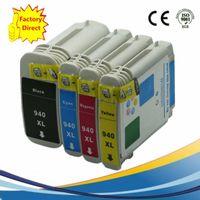 940 940xl Officejet Pro 8000- A809A A811A A809N 8000 잉크젯 프린터에 대한 잉크 카트리지 교체
