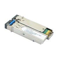 광섬유 장비 1.25G 기가비트 RJ45 SFP 모듈 10 100 1000Mbps 850nm 구리 트랜시버 550m 전송 거리 이더넷 스위치