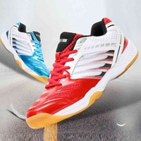 Tennis shoes Men's volleyball stabilizing table tennis antiskid soft badminton training . 0903