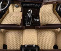 RHD ماتس أرضية للسيارات لسوبارو فورستر SJ السجاد Leatherliners Lodglliners السيارات الداخلية