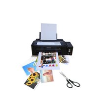 5 sheets per set A4 Photo Paper Product Fridge Magnets Matte Glossy Finish Printing Papers Refrigerator Sticker
