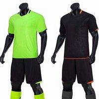 New Adult Kids survetement football jerseys shirt Boys girls soccer jersey training Short Sleeve sport kit Tracksuit clothing