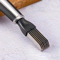 Cozinha corte faca de cebola picada cebola verde cebola cebolas corte alho sprout shredded cortador cozinha preguiçoso cozinhar ferramentas rrd6866