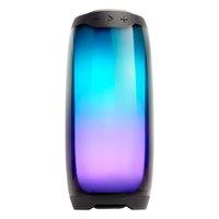 المحمولة مصغرة بلوتوث المتكلم نبض 4 العلامة التجارية الملونة المتكلمين اللاسلكية الملونة مع جودة جيدة حزمة صغيرة