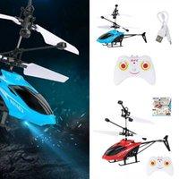 Drones Mini UFO Drone İzle Uzaktan Kumanda Uzaktan Oyuncaklar Dört Eksenli Somatosensory LED Kontrol El Elektrikli Uzaktan Kumanda RC Uçak RC