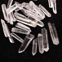 bolsa!! Atacado 200g Bulk Pequenos Points Clear Quartz Crystal Mineral Cura Reiki Boa Qylngn HairClippersComprasCaspas 1327 V2