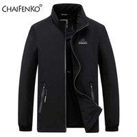 Chaifenko Мужчины открытый куртка 2021 весна осенью новая растяжка быстрый сушильный туризм куртка повседневная армия тактики куртка мужчины плюс размер x0710