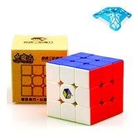 Yuxin Little Magic 3x3 Aufkleberloser Würfel Little Magic M Magnetic 3x3x3 Speed Puzzle Pädagogische Spielzeug Geschenk Cubo Magico