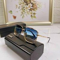 DITA DTS121 designer Sunglasses for women Shield pure titanium retro oculos sol male large uv TOP high quality original brand spectacles luxury eye glasses frame men