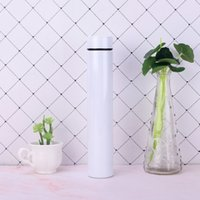 4 Colors Creative Tumbler Stainless Steel Vacuum Mugs Household Outdoor Portable Car Water Bottles Drinkware T2I52058