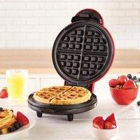 Baking Moulds Waffle Maker Pancake Mini Iron Machine Electric Cake For Pancakes Cookies Eggette Non Stick