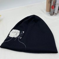 Womens Designer Beanie Cashmere Knitted Beanies For Man Fashion Casual Face Luxury Cap Brimless Hat Winter Caps yosisso