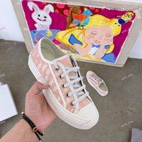 Zapatillas de deporte con cordones de alta calidad 2021 zapatos informales de cordones cómodos para niños con lienzo de canvas de grano completo de lona y afortunado