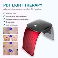 7 color PDT led facial light therapy machine skin care beauty salon equipment