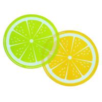 جديد جولة سيليكون الشمع dab حصيرة سيليكون dabbing حصيرة الليمون تصميم غير عصا dabber ورقة dab وسادة ل الجافة عشب الشمع النفط GWA5689