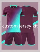 Thai quality Custom soccer jerseys or football jersey casual wear orders, note color and style, contact customer service to customize name number short sleeves the 269