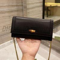 Shoulder Bags Luxurys Designer G Handbags High Quality CrossBody Fashion Women Tote Clutch Cowhide cover chain bag leather purse Handbag 2021 lady wallets