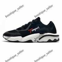 Running Shoes TREEPERI men Sports Shoes mens 2021 whosale womens causal sneakers sports shoes fashion high quality trainer runner knit 688-5