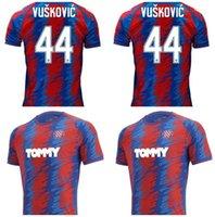 22 22 Hajduk Split Soccer Jersey Away 2021 2022 Simic Livaja Vuskovic Bluk Eduuok Camisas de futebol Top Tailândia Qualidade Maillot de pé