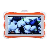 Tablet Ekran Kapasitif Yeni Dokunmatik 7-inch Çocuk Öğrenme Akıllı Tablet 1 + 8g WiFi Bluetooth Çağrı Phablet Telefon