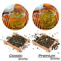 100% natürliche organische Handmischung lose blatt Jasmintee grüner Tee