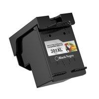 Rejenerasyon 301XL Siyah Renk Mürekkep Kartuşu Deskjet 1000 1050 2000 2054A Envy 4500 5532 Yazıcı Kartuşları
