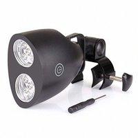 Super helligkeit einstellbar heller bbq grill lichtgriff montage outdoor camp led licht lampe einfach zu tragen schwarz 74lq #