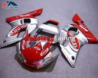 Carrosseries voor Yamaha YZF R6 98 99 00 01 02 Mortorbike Parts YZF600 R6 1998-2002 Aftermarket Backings Cowling (spuitgieten)