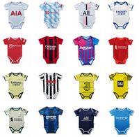 Sancho Ronaldo Kids Kits Baby Soccer Jerseys 2021 2122 Messi Sergio Ramos MBappe Pepe Odegaard Real Madrid Benzema Maillot футбол футбола Camisa de Futebol