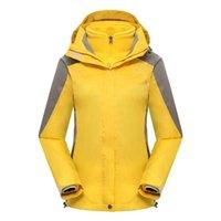 2020 최고의 가을 재킷 여성 남성 3 인 -1- 원 재킷 남성 2 피스 케이스 따뜻한 방수 통기성 야외 바지 로고 사용자 정의