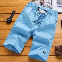 Short hommes Sorenwing Summer Hommes lâche Coton Sports Sports Compression Short Homme Beach Pants Casual Hommes Hommes