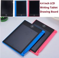 4.4 Inch Kids Drawing Board Electronic Digital LCD Writing Tablets Pad Graphic Boards Notepad for Gift High Quality