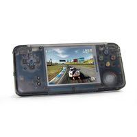 لعبة اللاعبين المحمولة powkiddy الرجعية المحمولة وحدة التحكم التلفزيون 3.0 بوصة 16GB مصغرة ألعاب الفيديو المدمج في 3000