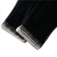 Hand hook Skin Weft Tape In human Hair Extension 100g 40piece 14-26inch High Quality More realistic Support customization