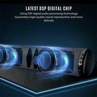 Mini Speakers USB TV Sound Bar With Remote Control Wireless Bluetooth 5.0 Home Audio 3D Subwoofer Surround SoundBar For PC Theater Speaker