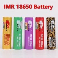 100% Оригинал IMR 18650 батарея 3000 мАч 3200 мАч 3300 мАч 3500 мАч 40A Leopard Print Max50a 50A 2600MAH Перезаряжаемые литиевые батареи