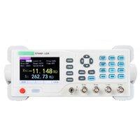 Multimeter ET4401 / ET4402 / ET4410 Desktop Digitale Brücke Kapazität Widerstand Impedanz Induktivitätszähler Messen L CR CR