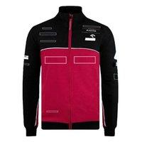 New F1 Racing T-Shirt Team Polo Giacca a manica corta Formula Una personalizzazione