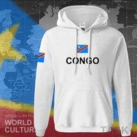 スウェットの男性の博士パーカーCongoパーカーの男性スウェットスウェットヒップホップストリートウェア衣料品スポーツトラックスーツCOD DRC DROC Congo-Kinsha Congolese VIK2