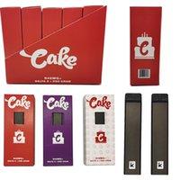 16 Strains Cake Vapes Rechargeable Disposable Vape Pens Delta 8 E-Cigarettes 1ml Thick Oil Cartridges 270mah Battery ECgs Atomizers Cutsom Box Packaging
