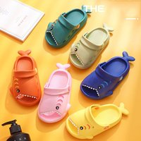 2021 Summer Kids Slippers 1-3 Years Baby Boys and Girls Shoes Home Indoor Children Cute Wear Toddler Sandals Slippers Fashion Teen