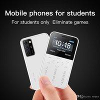 الجملة نمط الأطفال الهاتف الخليوي téléphone صغير الحجم swyes mobilephone رقيقة جدا بطاقة الائتمان الهاتف راديو fm ميني الهواتف