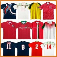 Уэльс ретро футбол трикотаж 1982 1990 1991 1992 1995 1996 1998 1994 BALE 90 91 92 94 95 96 98 15 16 Giggs Hughes Saunders Rush Boden Speed Vintage Classic Kit Футбольная рубашка