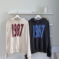 Men women jacket Anddly_top panda 1987 logo hoodie football designer pink denim T shirt balencaiga essentials tracksuit jackets hoodies shirts